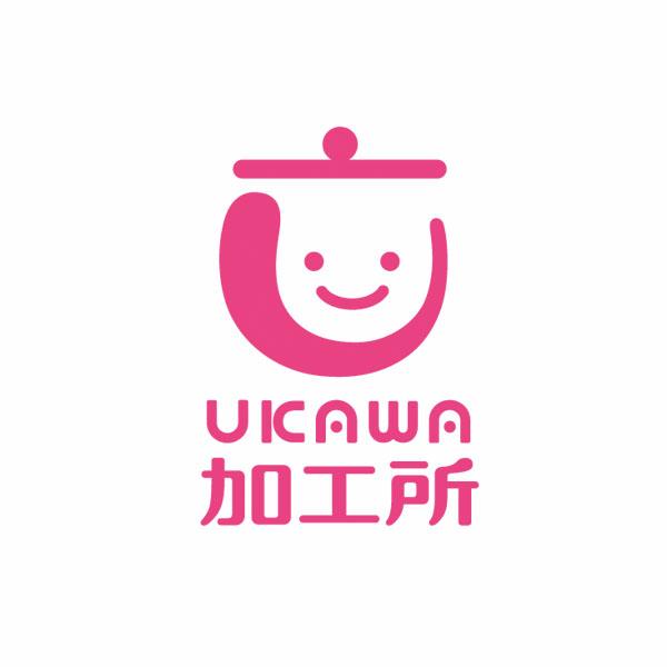 食品加工所ロゴデザイン